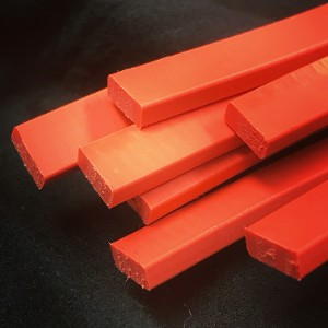 Red Wavy Cutting Sticks